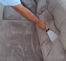 Should You Do Your Upholstery Cleaning Yourself?